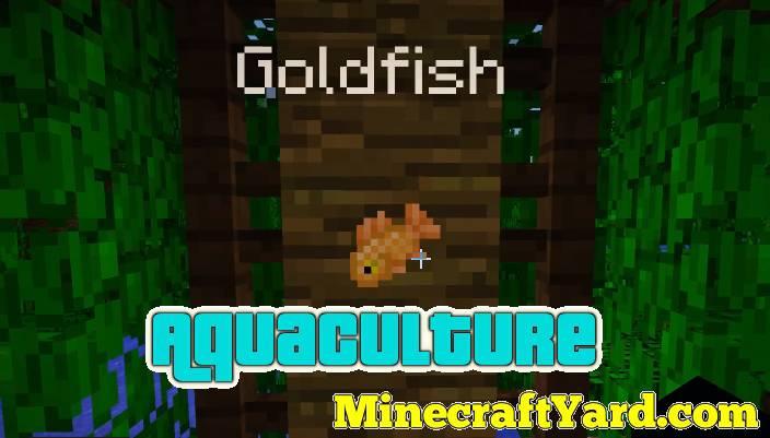 Aquaculture Mod 1.13.1/1.12.2