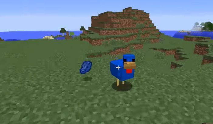Chickens Mod 1