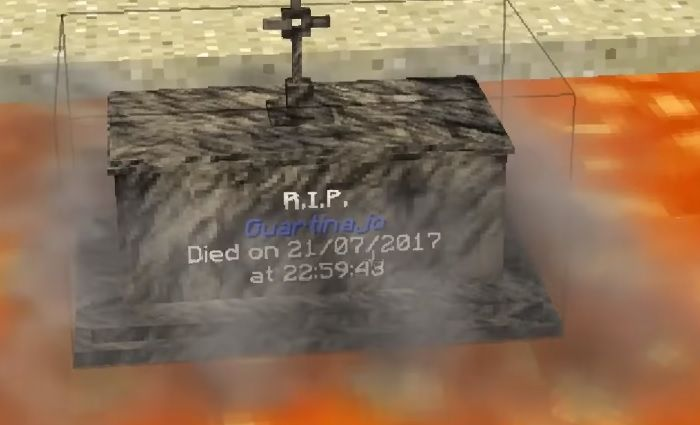 Corail Tombstone 6