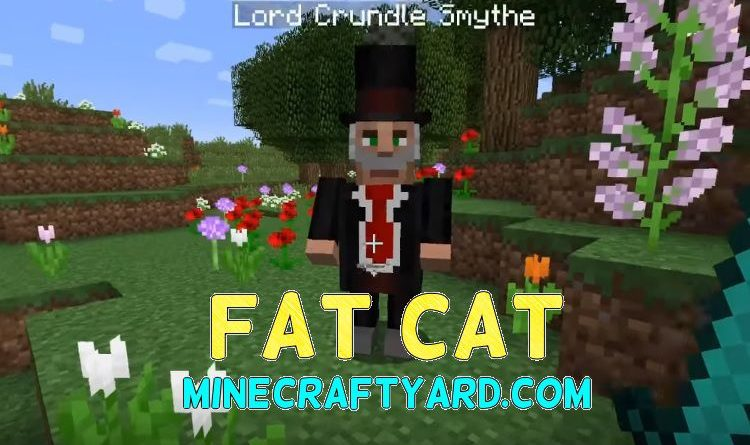 Fat Cat Mod 1.14/1.13.2/1.12.2/1.11.2