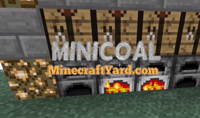 MiniCoal Mod 1.14/1.13.2/1.12.2/1.11.2