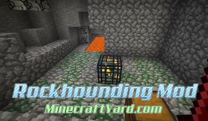 Rockhounding Mod 1.14.3/1.13.2/1.12.2/1.11.2