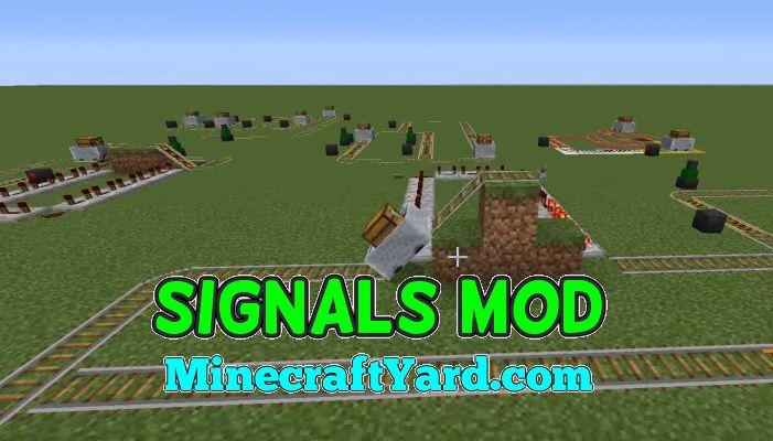 Signals Mod 1.14/1.13.2/1.12.2/1.11.2