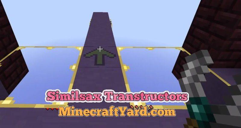 Similsax Transtructor 1.14/1.13.2/1.12.2