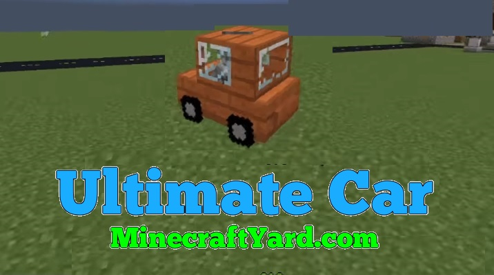 Ultimate Car 1.13.1/1.12.2/1.11.2