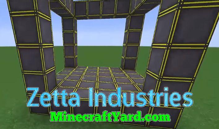 Zetta Industries Mod 1.14/1.13.2/1.12.2/1.11.2