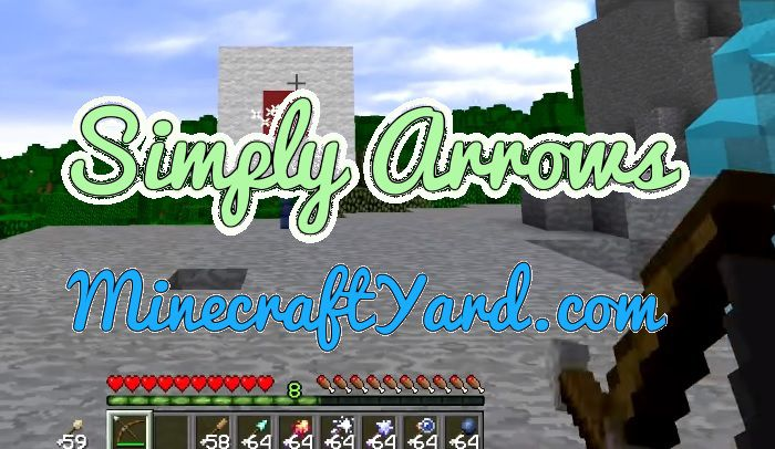 Simply Arrows 1.14/1.13.2/1.12.2/1.11.2