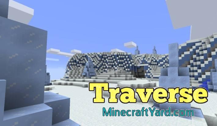 Traverse Mod 1.14/1.13.2/1.12.2