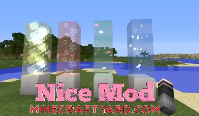 Nice Mod 1.13.2/1.12.2 Minecraft